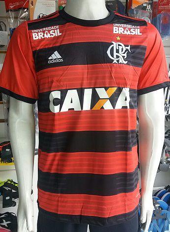 d92b4137e6 Camisa Flamengo 2018 Nº 11 Primeira Linha - Energia Esportes