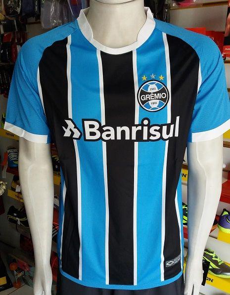 Camisa Grêmio 1 2018 S/Nº Autenthic