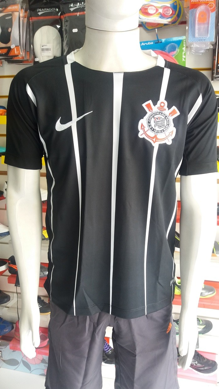 Camisa Corinthians 2017 Nº7 Primeira Linha