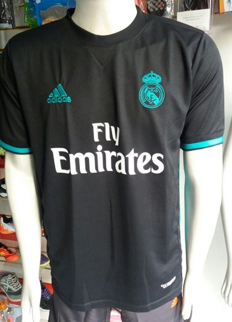 Camisa Real Madrid 2017 Cristiano Ronaldo Nº 7 Primeira Linha