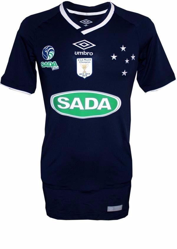 Camisa Sada Cruzeiro Campeão Volei Primeira Linha