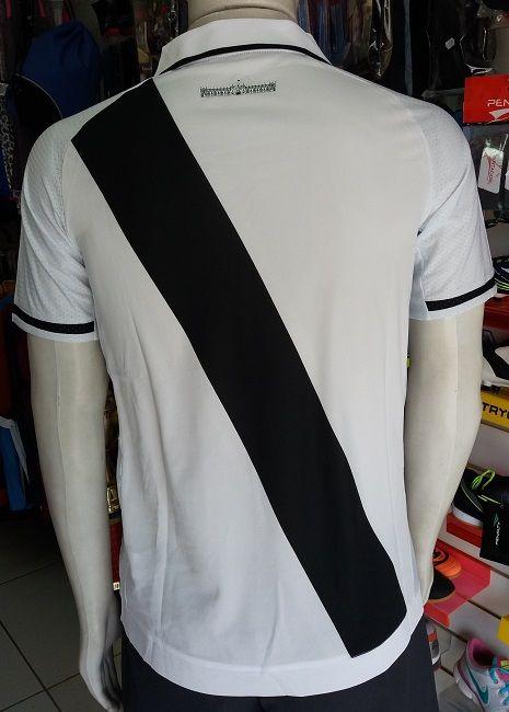 Camisa Vasco da Gama 2 2017 S/Nº Autenthic