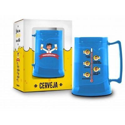 Caneca Gel 300ml Funny - Cervejometro
