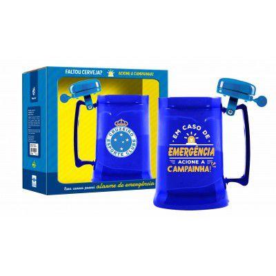 Caneca Gel 450ml Campainha - Cruzeiro