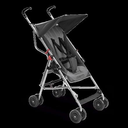 Carrinho de Bebê Guarda-Chuva Pocket Cinza - Multikids - BB5