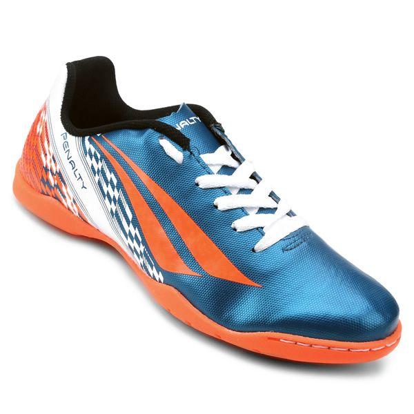 232597a310 Chuteira Futsal Penalty Storm 7 Infantil - Energia Esportes