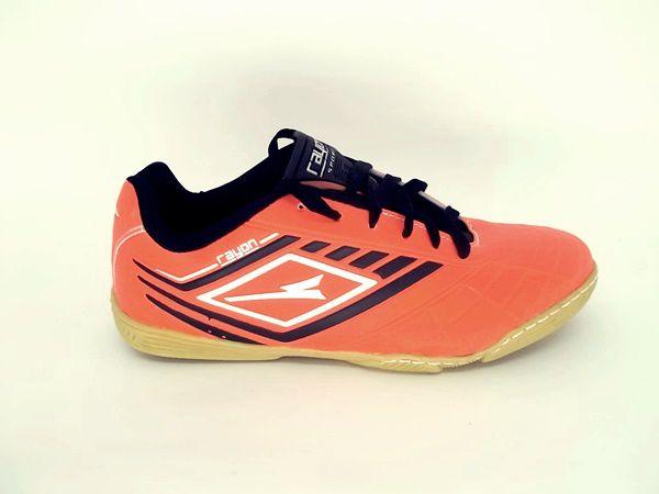 Chuteira Futsal Rayon Couro Sintético Ref R51