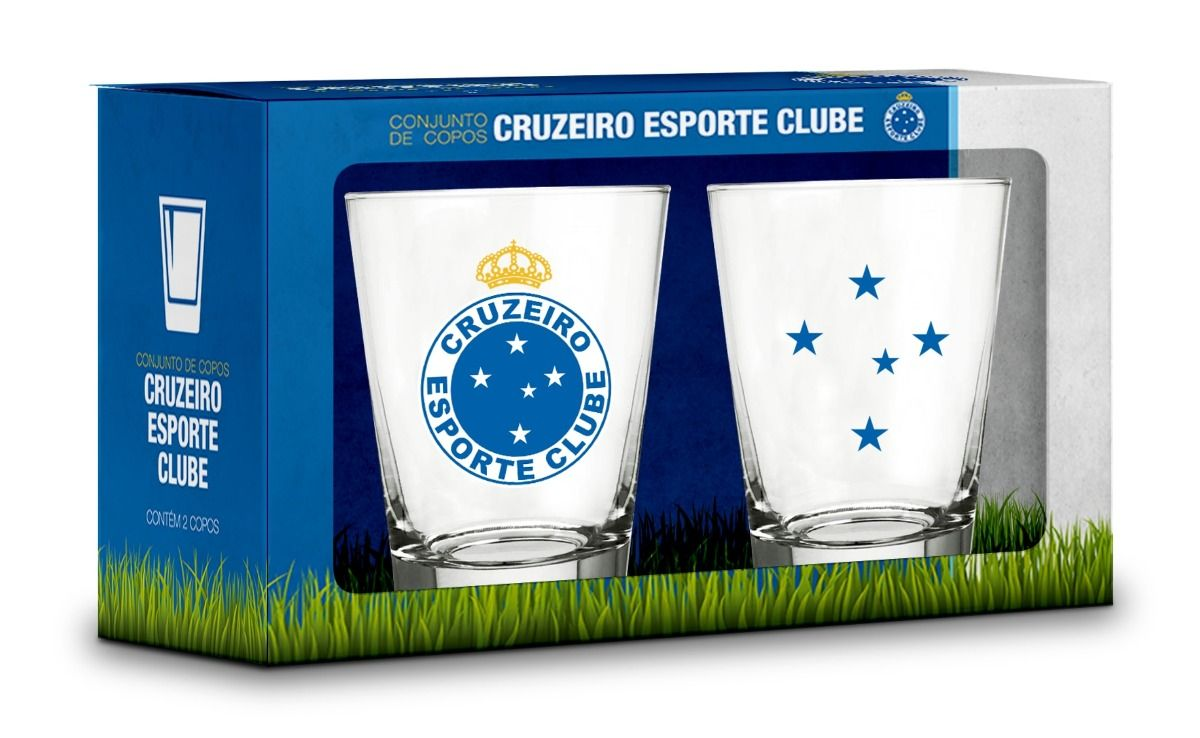 Conjunto 2 Copos Caldereta Cruzeiro 220ml