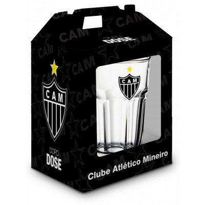 Copo Dose Bristol Emb. Individual - Atlético Mineiro