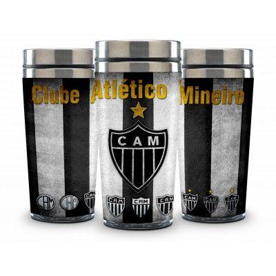 Copo Inox Térmico - Atlético Mineiro