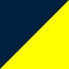 Marinho e Amarelo