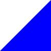 Transparente e Azul
