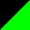 Preto e Verde Neon