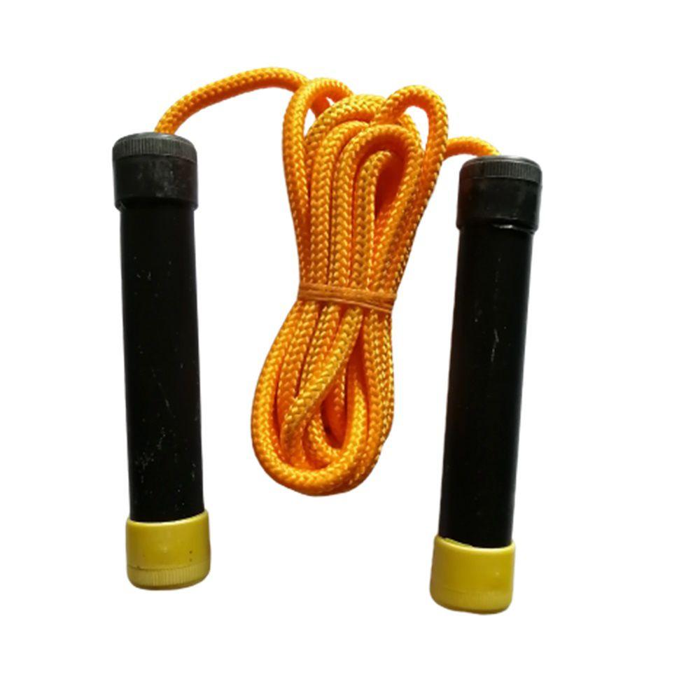Corda de Pular Academia, Treino Pentagol Seda 2,5mts Cabo PVC