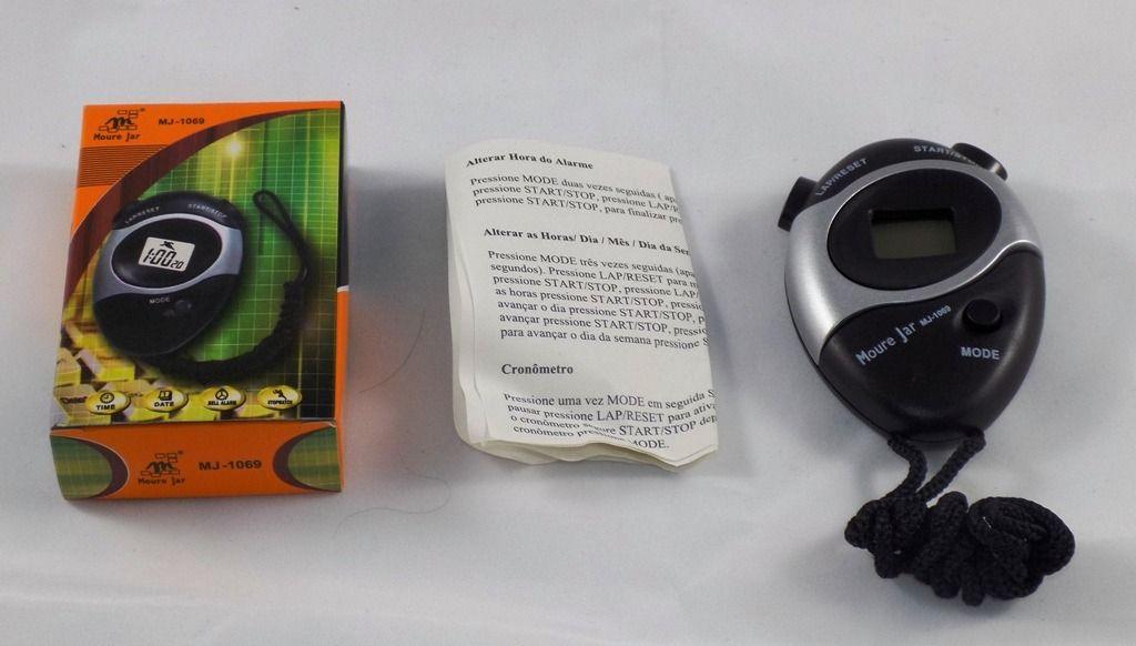 Cronômetro Moure Jar MJ-1069