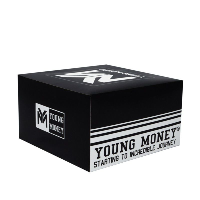 Embalagem Individual Young Money sem visor
