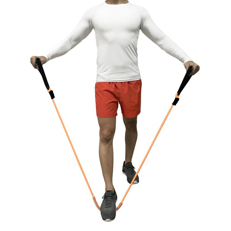 Extensor Push Extra Forte Latex Para Exercicios em casa