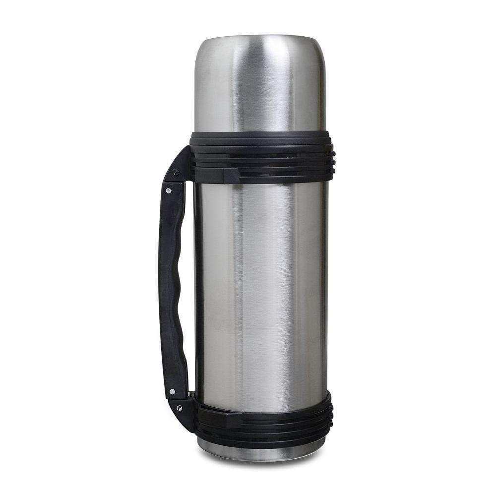 Garrafa Térmica Inox 1 Litro Inquebrável Mokha