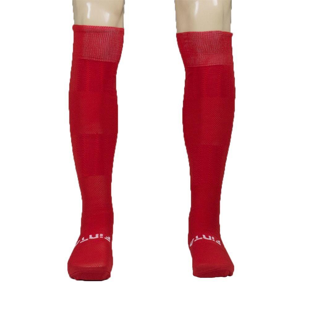 Kit C/12 Meiões de Futebol Finta Adulto Alcance Profissional Vermelho