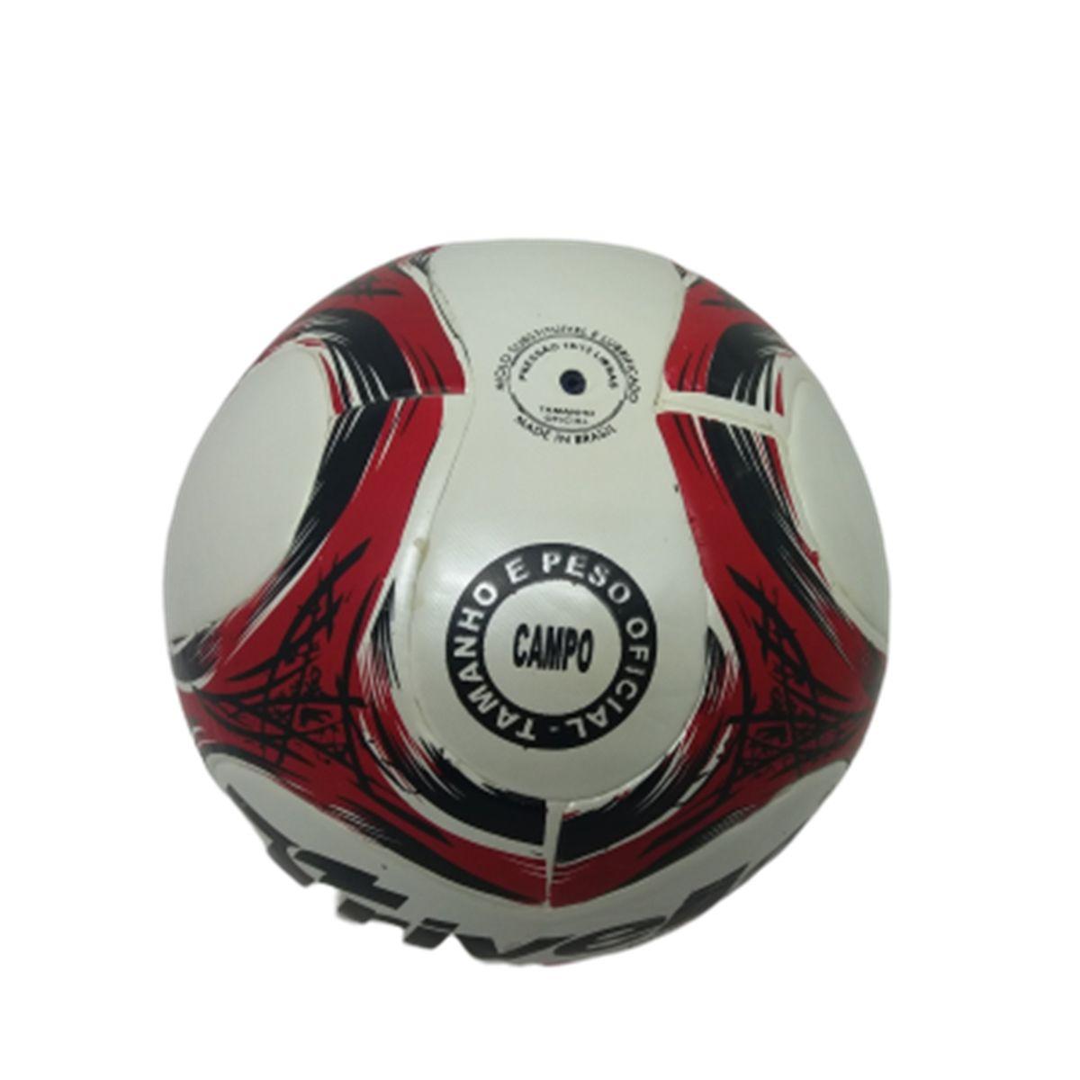 Kit C/2 Bolas Campo Trivella 100% Pu + Bomba Penalty