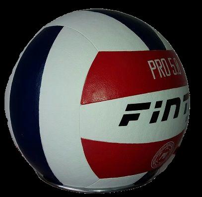 Kit C/2 Bolas de Volei Finta 5.0 P.u Oficial Colada