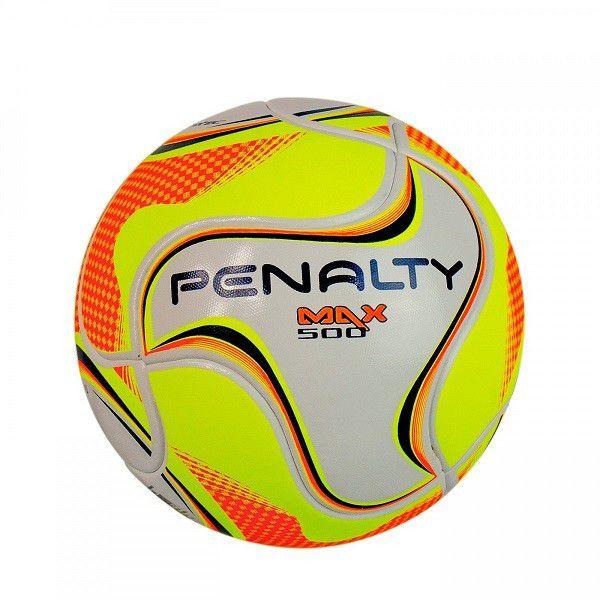 Kit C/2 Bolas Futsal Penalty Max 500 VI Termotec