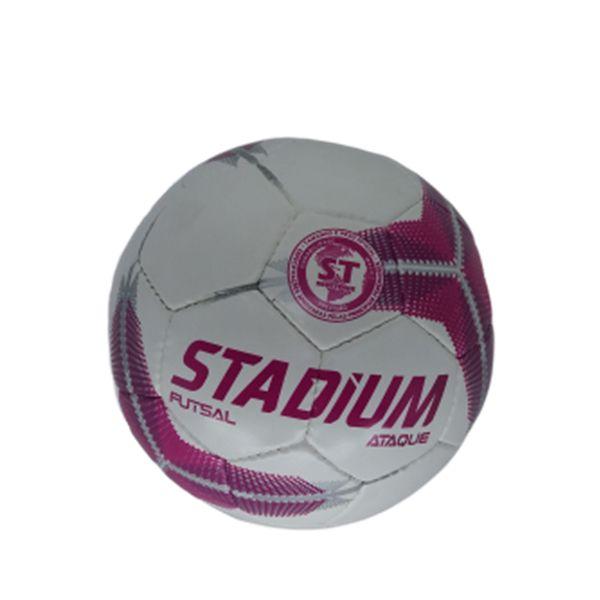 Kit C/2 Bolas Futsal Stadium Ataque IX