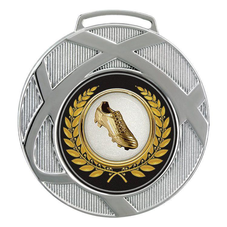 Kit C/30 Medalhas Ind. Vitória 80001 80mm com fita Gorgurão