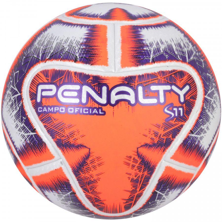 Kit C/3 Bolas Campo Penalty S11 R1 IX