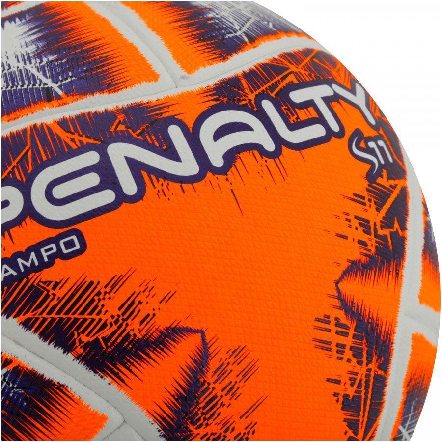 Kit com 3 Bolas Campo Penalty S11 R2 IX