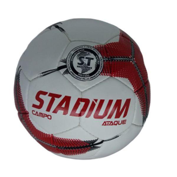 Kit C/3 Bolas Campo Stadium Ataque IX