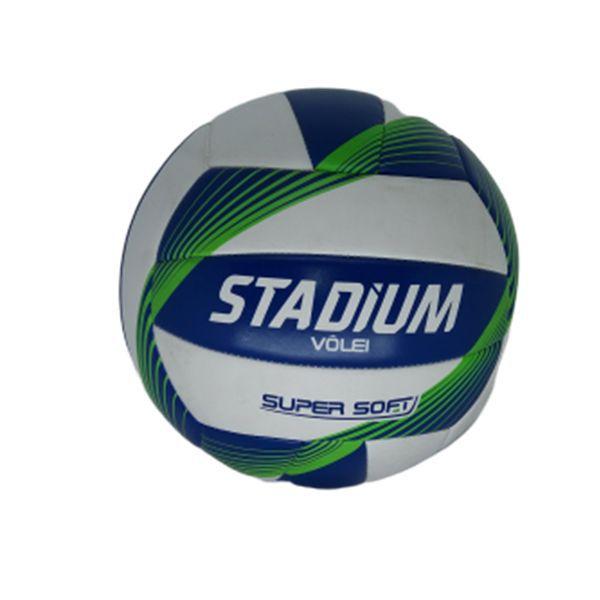 Kit C/3 Bolas Volei Stadium Super Soft