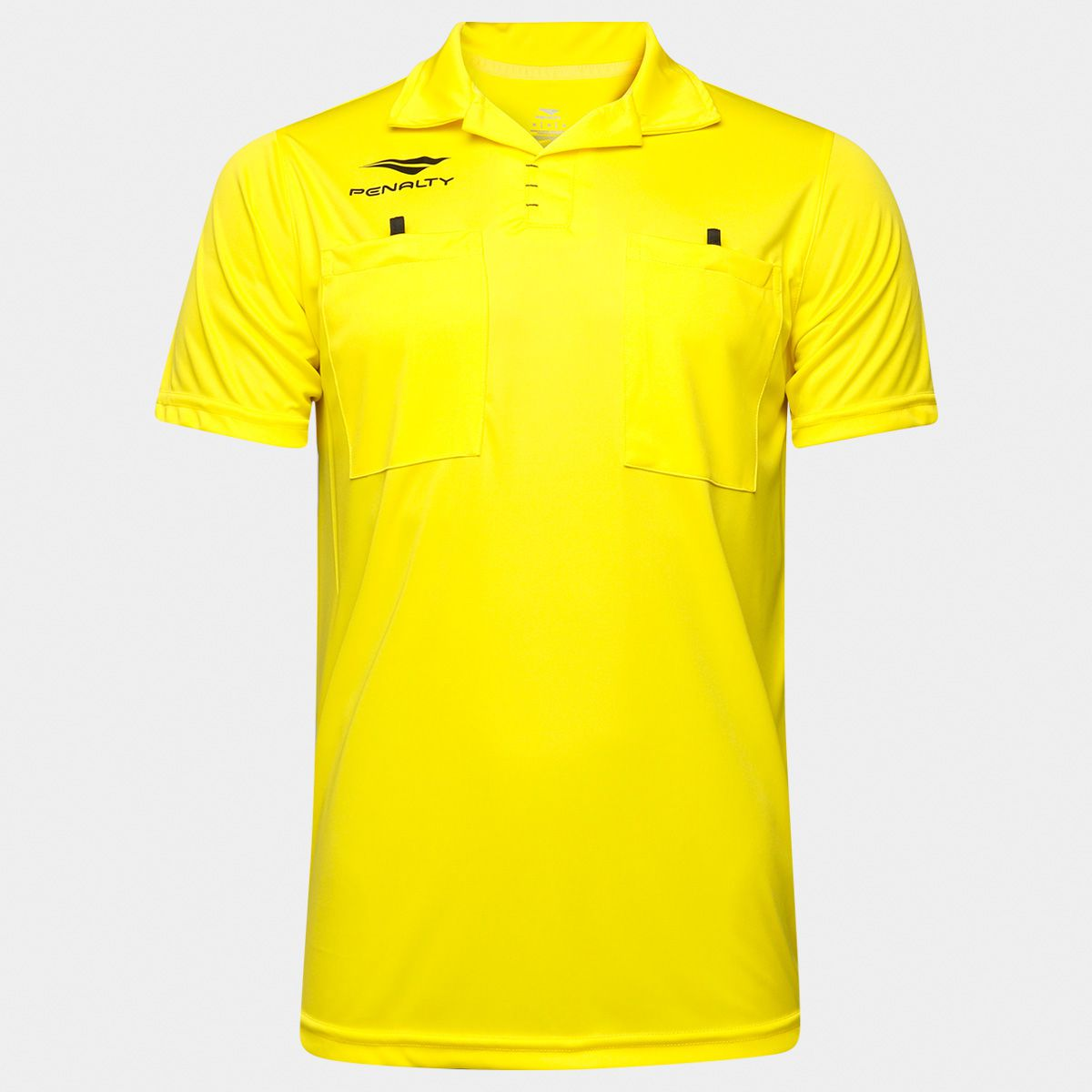 Kit Camisa de Arbitro Juiz Penalty VI + Cartão de Árbitro Penalty