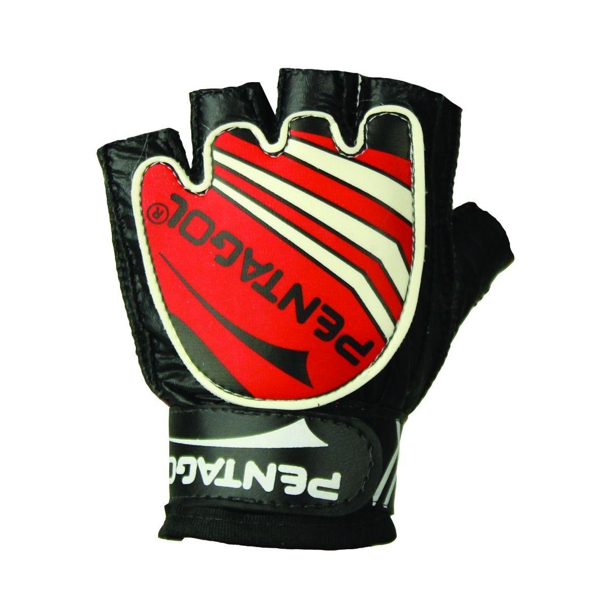 8ce3cec0a0ed5 Luva de Goleiro Pentagol Futsal Bones Infantil - Energia Esportes