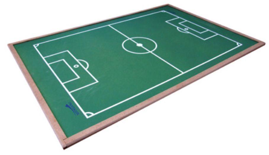 Mesa campo Futebol de botão Pentagol - 92cm x 62cm