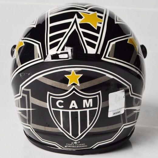 Mini Capacete Atlético Mineiro Protork