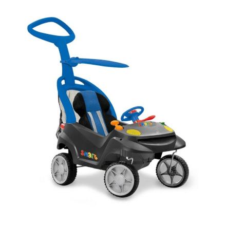 Mini Veículo Smart Baby Comfort Azul - Bandeirante - 520