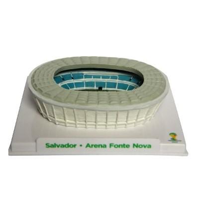 Miniatura Estádio Arena Fonte Nova Copa 2014