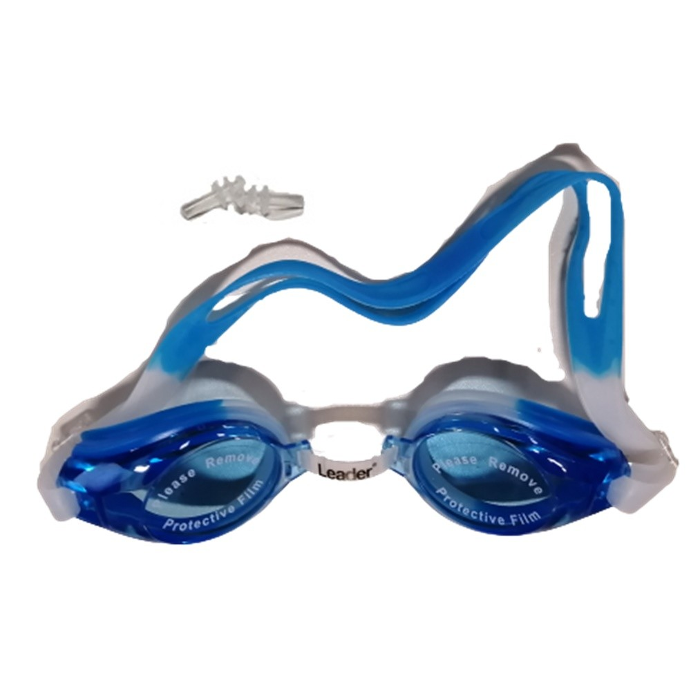 Óculos de Natação Leader Fine Infantil