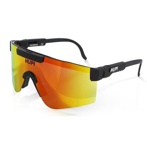 Óculos para Ciclismo de Sol HUPI Maverick - Lente Espelhado