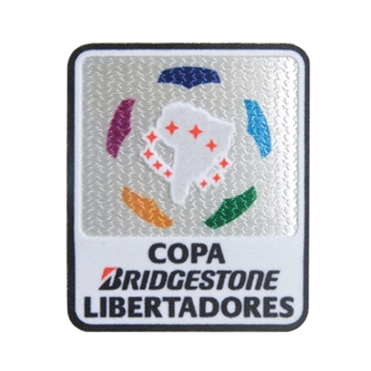 Patch Copa Libertadores Da América Bridgestone Oficial