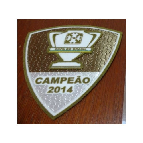 Patch Oficial Campeão da Copa do Brasil 2014