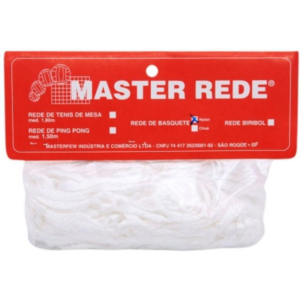 Rede de Basquete Nylon Fio 2.0 Master