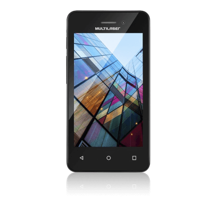 Smartphone Dual 5MP Quad Android 6.0 MS40S Multilaser - NB25