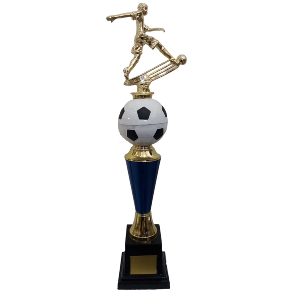Troféu Futebol Futsal Society Volei Irmossi - Tamanho 46cm - 7294