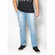 Calça Jeans Strecht O