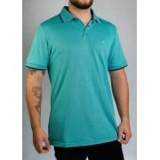 Camisa Polo Azul Claro O