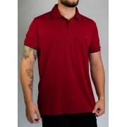 Camisa Polo Vermelha O