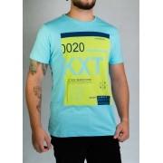 Camiseta 0020 Azul Claro O