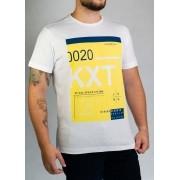 Camiseta 0020 Branca O